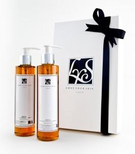 including Arnica Bath and Shower Gel & Arnica Body Moisturising Gel £25