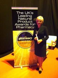 Natural Pharmacy Awards - Arnica Moisturising Gel Awarded Best Skincare